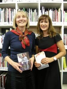 Patricia Ferguson and Sanjida O'Connell