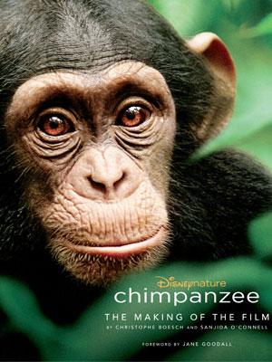 chimpanzee by sanjida o'connell