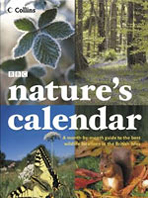 natures calendar by sanjida o'connell